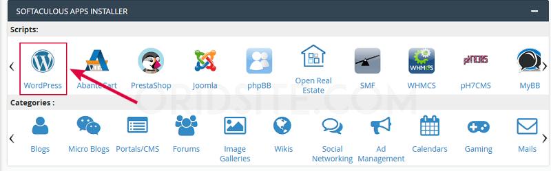 تثبيت ووردبريس على استضافة Namecheap