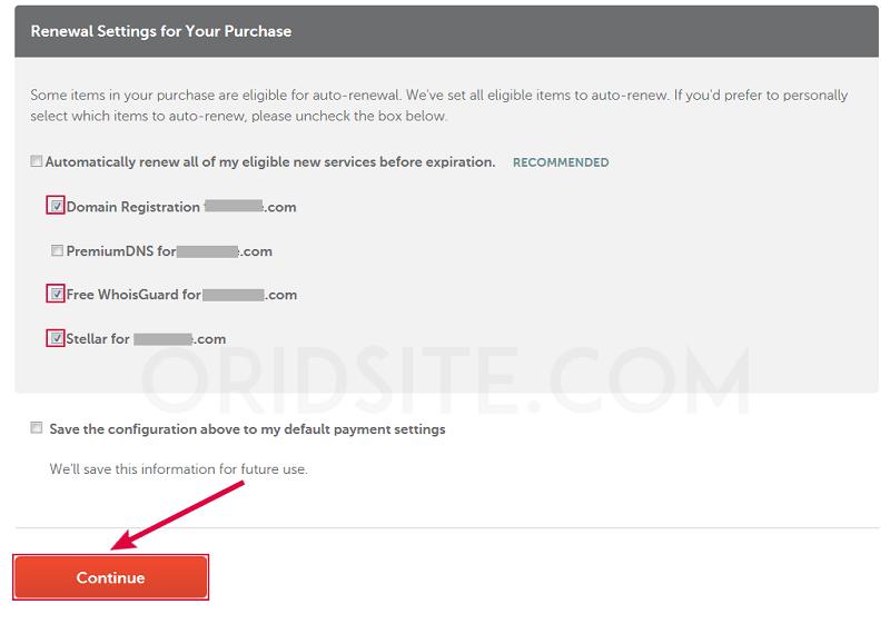 شراء استضافة Namecheap