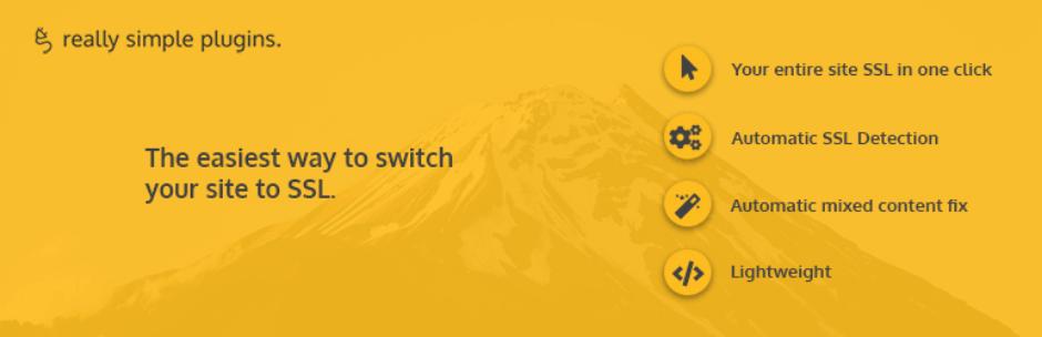 اضافة Really Simple SSL - اضافات ووردبريس