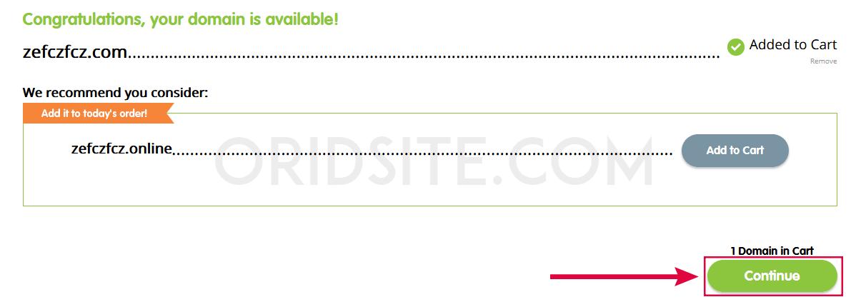 طريقة شراء دومين من شركة Register
